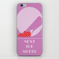 Next Top Model iPhone & iPod Skin