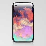 iPhone & iPod Skin featuring Into The Sun by Galaxy Eyes