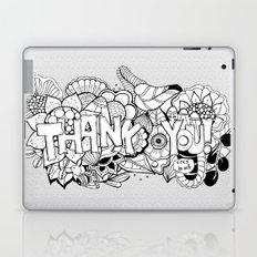 Thank you Laptop & iPad Skin