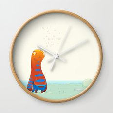 Herp Wall Clock