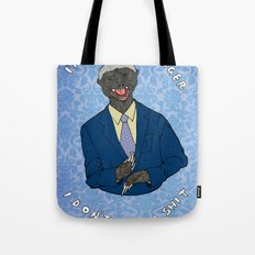 The One Percent Tote Bag