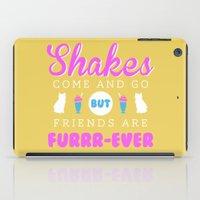 Friends are Furrr-ever iPad Case