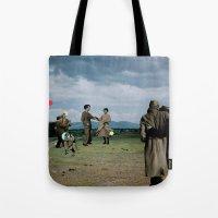 It's A Fine Day Tote Bag
