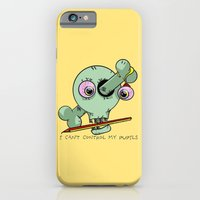 iPhone Cases featuring Bad Teacher by mailboxdisco
