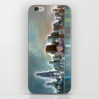 Chicago At Noon iPhone & iPod Skin