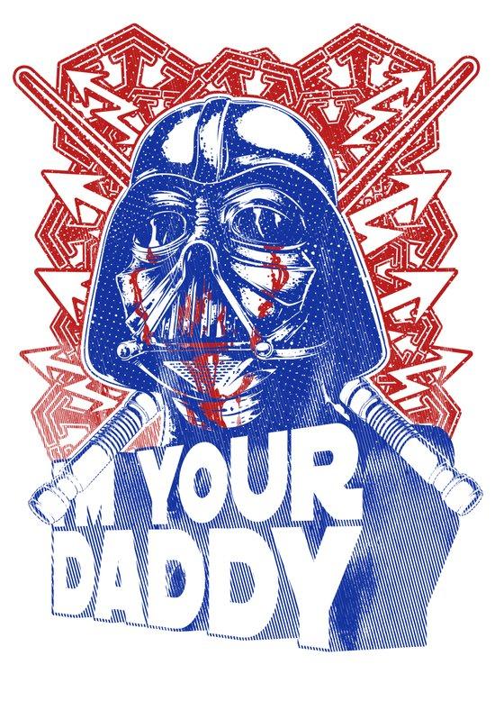 Im your daddy Art Print