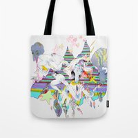 OURS OURS OURS Tote Bag