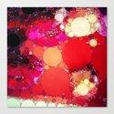 Colorful Imagination Canvas Print
