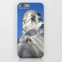 iPhone & iPod Case featuring Laughing Buddha by Cindy Munroe Photography