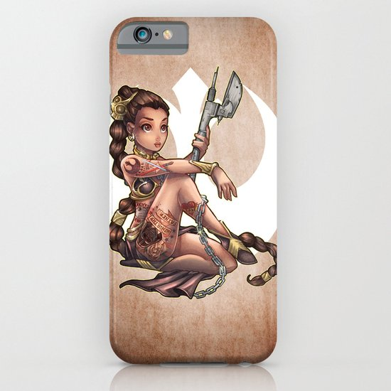 No One's Slave iPhone & iPod Case