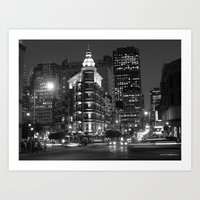 The Streets Of San Frans… Art Print