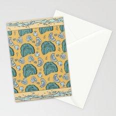 Goethite Geometry Stationery Cards