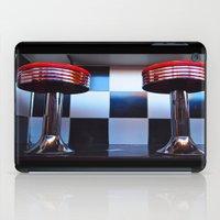 Stools Americana iPad Case