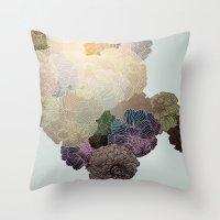 Florals // Pattern I Throw Pillow