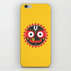 Lord Jagnnath iPhone & iPod Skin