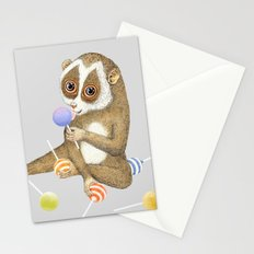 Slow Loris Stationery Cards