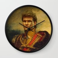Patrick Swayze - Replace… Wall Clock