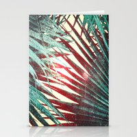 Tropical Spirit#Night Stationery Cards