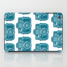 I Still Shoot Film Camera Logo iPad Case