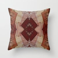 FX#83 - Going Postal Throw Pillow