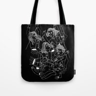 Abduction Tote Bag