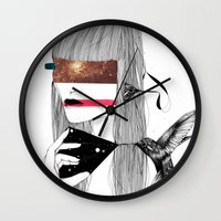 The Capture Wall Clock