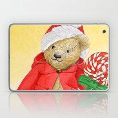 christmas_red_little_bear Laptop & iPad Skin