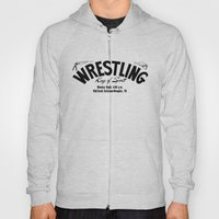 Wrestling Logo From Deca… Hoody