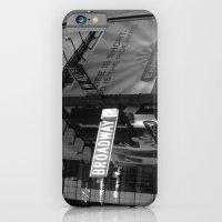 Broadway & W42nd St iPhone 6 Slim Case