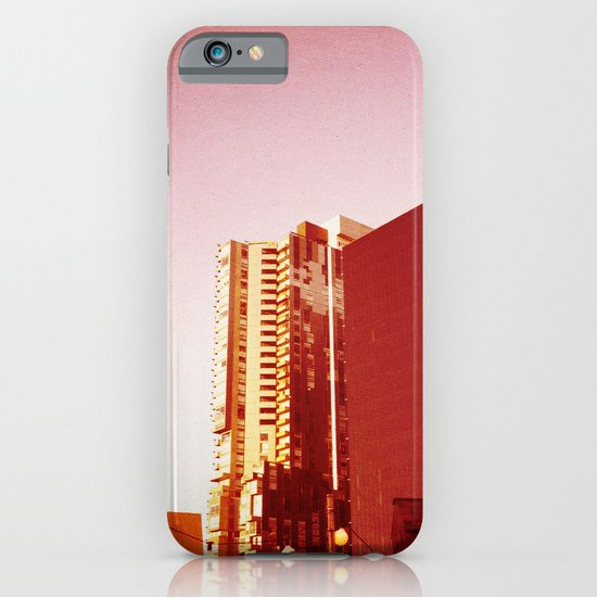 City Rooftop iPhone & iPod Case