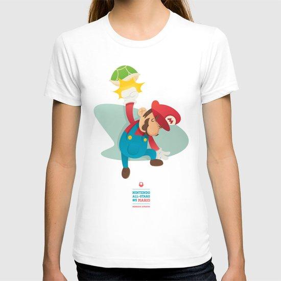 Mario | Nintendo All-Stars #5 T-shirt