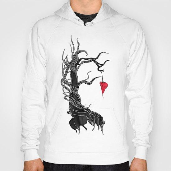 Love, like a tree Hoody