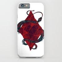 Scarlet Crystal iPhone 6 Slim Case