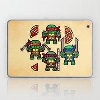 Teenage Mutant Ninja Tur… Laptop & iPad Skin