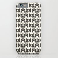iPhone Cases featuring Grumpy Kitties by Davies Babies