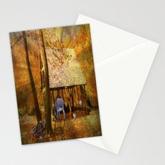 The Night Shelter. Stationery Cards