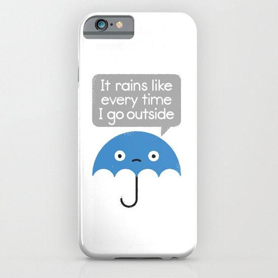 Umbrellativity iPhone & iPod Case