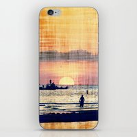And The World Was Quiet … iPhone & iPod Skin