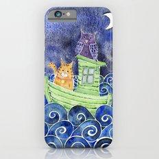 The Owl & The Pussycat iPhone 6s Slim Case