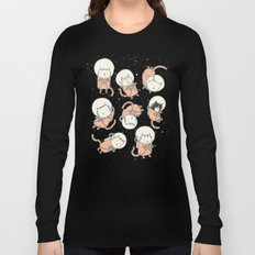 Cat-Stronauts Long Sleeve T-shirt