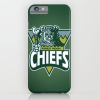Forest Moon Chiefs - Gre… iPhone 6 Slim Case