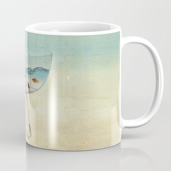 keeping the balance Mug