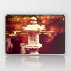 Japanese Stone Lantern Laptop & iPad Skin