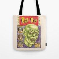 Bat Boy: The Musical! Tote Bag
