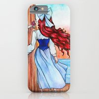 iPhone & iPod Case featuring When Love Sails Away... by Kimberly Castello