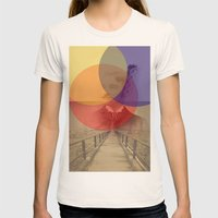 Earl Womens Fitted Tee Natural SMALL