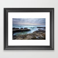 Yachats Framed Art Print