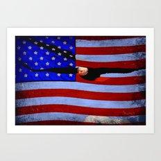 America!!  Art Print