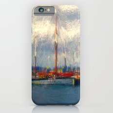Waiting to sail iPhone 6 Slim Case