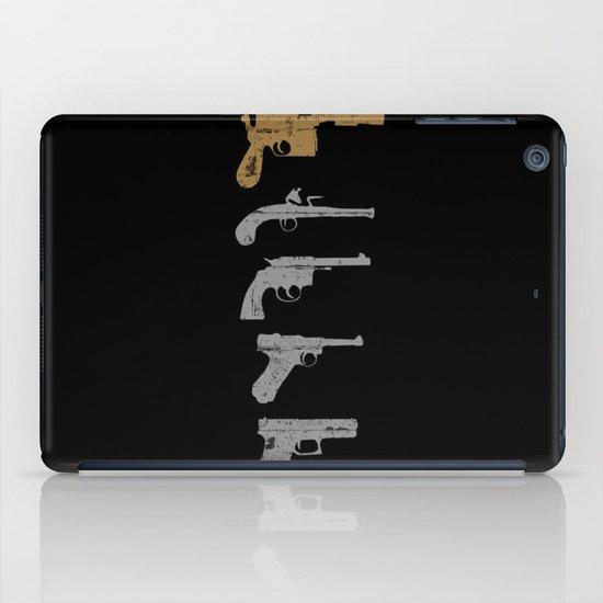 A long time ago with a blaster far, far away... iPad Case